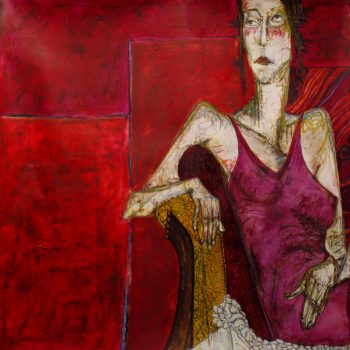 Frankie Goes From Hollywood: A Review of Nancy Rosen at Gallery Studio Oh!