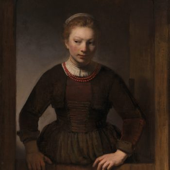 "An Objectionable Object Lesson: A Review of ""Rembrandt Portraits"" at the Art Institute of Chicago"