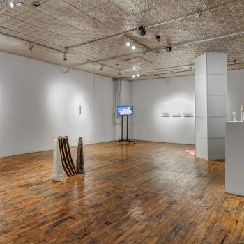 "Straining, Seeping and Squishing: An Interview with Curator Jameson Paige on ""Strained States"" at Heaven Gallery"