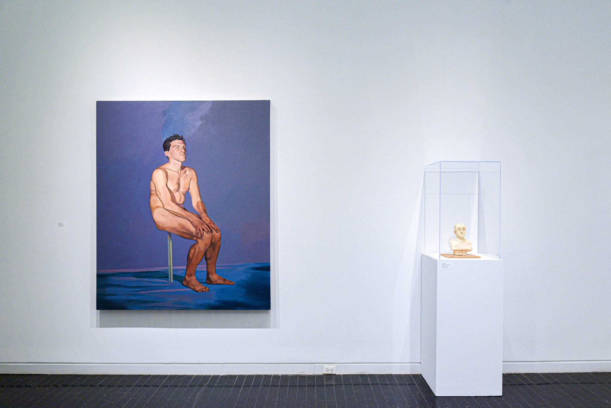 An Experiment In Curation A Review Of With A Capital P Newcity Art