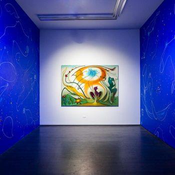 A Failed Attempt at Utopia: A Review of Inka Essenhigh at Kavi Gupta Gallery