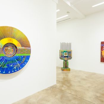 Potent Pigments: A Review of Wadsworth Jarrell at Kavi Gupta