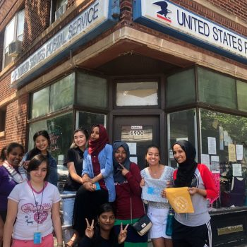 Sending Forth Community Action: The Radical Hope of the PO Box Collective
