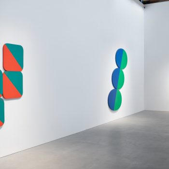 Irregular Motion: A Review of Leon Polk Smith at Gray Warehouse