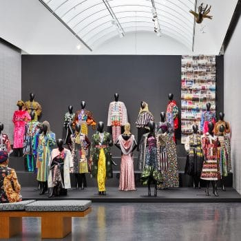 A Multinational View: Designer Duro Olowu Boldly Mixes Art and Fashion at the MCA