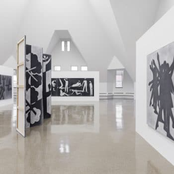 Revealing the Theatricality of Painting: A Review of Silke Otto-Knapp at the Renaissance Society