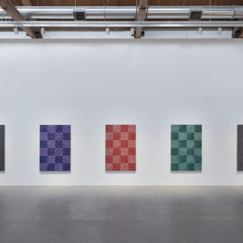 Intimacy Required: A Review of McArthur Binion at Gray Warehouse