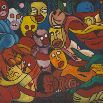 The Art of Emancipation: A Review of Malangatana at the Art Institute