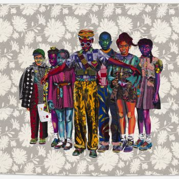 A Vibrant Perspective: A Review of Bisa Butler at the Art Institute of Chicago