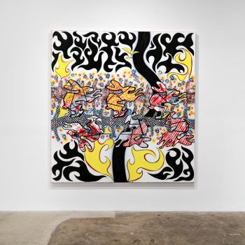 Curiously Confounding: A Review of Charline von Heyl at Corbett vs. Dempsey