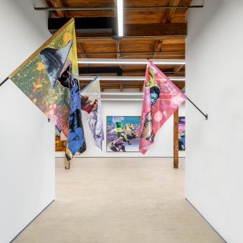 In Defiance of Time, Geography and Style: A Review of Raphaël Barontini at Mariane Ibrahim