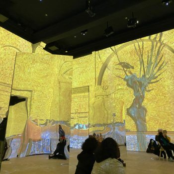 Visionario: Scaling Van Gogh with Massimiliano Siccardi, Creator of the New Immersive Exhibition