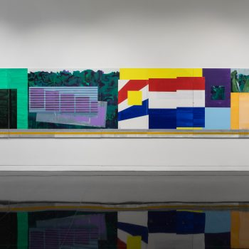 Anywhere/Nowhere Is A Good Place To Be: A Review of Hurvin Anderson at The Arts Club of Chicago