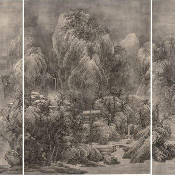 Ancient Technique, Contemporary Attitude: A Review of Tai Xiangzhou at the Art Institute of Chicago