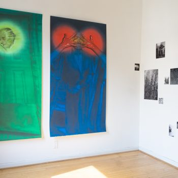 Sight Receipts: A Review of Kate O'Neill and Neal Vandenbergh at Apparatus Projects