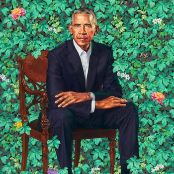 Bloomed: A Review of The Obama Portraits at The Art Institute of Chicago