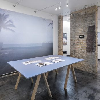 Lost Landscapes: A Review of Oli Rodriguez at Iceberg Projects