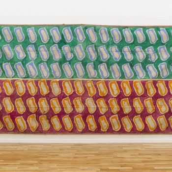 The Illusion of Painting: A Review of Claude Viallat at Document